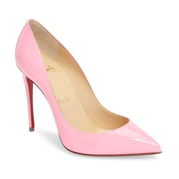 Christian Louboutin Women's Pigalle Follies Pointy Toe Pump LeSCaY9Ons