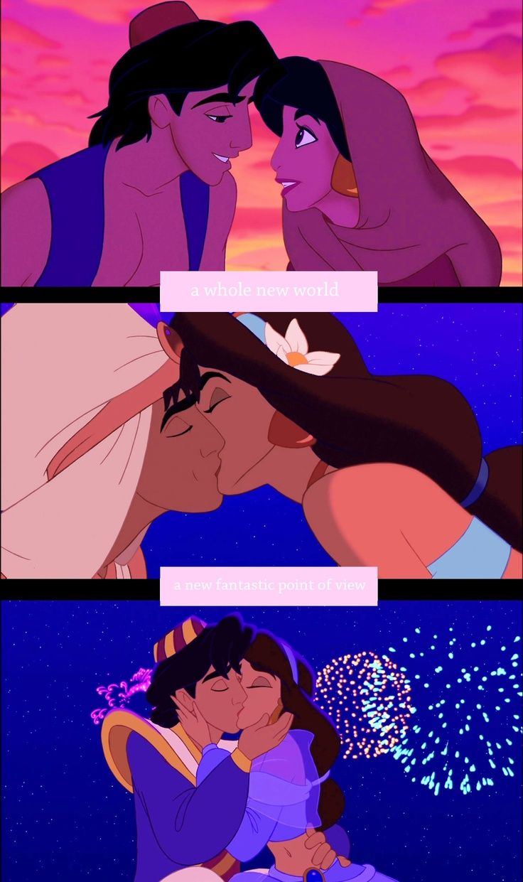 3 Disney Couples Tumblr Disney Couples Aladdin Movie
