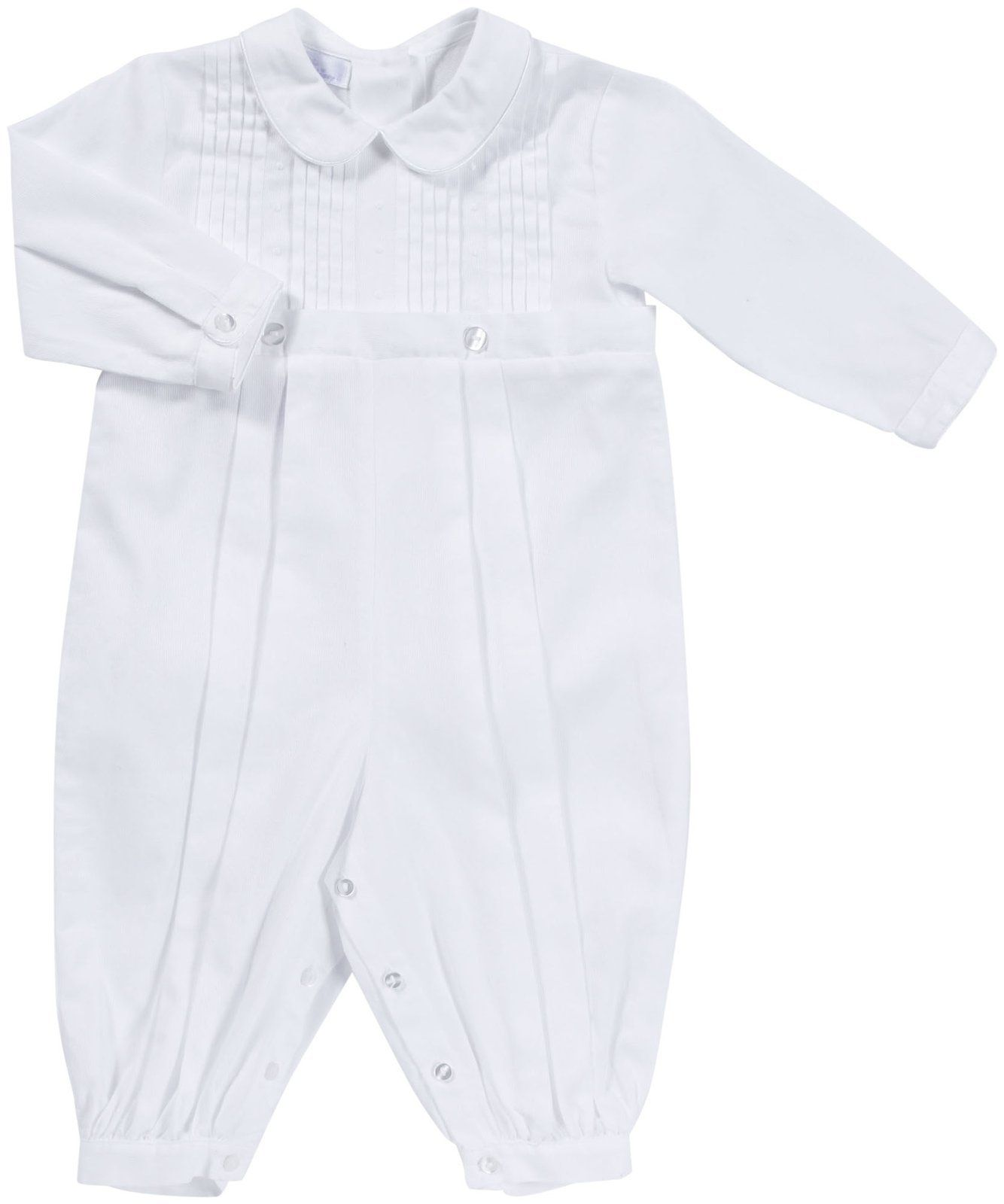 Kissy Kissy Baby Boys' Boys Long Sleeve Christenin