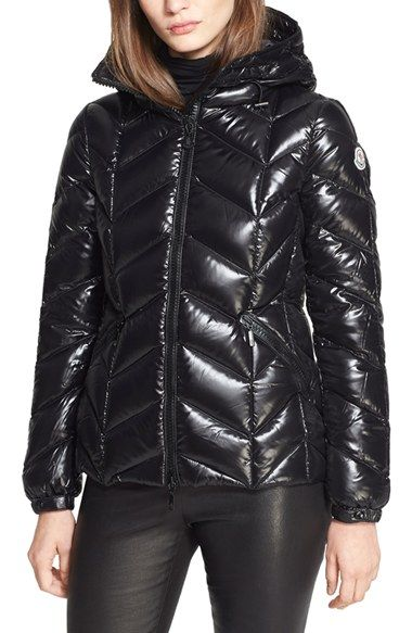 cc53fdf50 Moncler 'Badete' Hooded Down Jacket | WOMAN in 2019 | Jackets ...