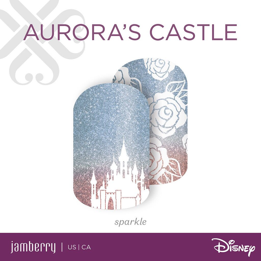 Disney Collection by Jamberry #DisneyAurorasCastle | Disney ...