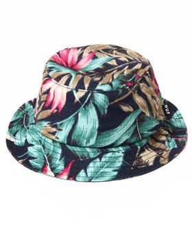 Huf Waikiki Bucket Hat Mens Hats Drjays Acessorios Buckets Chapeu Bone