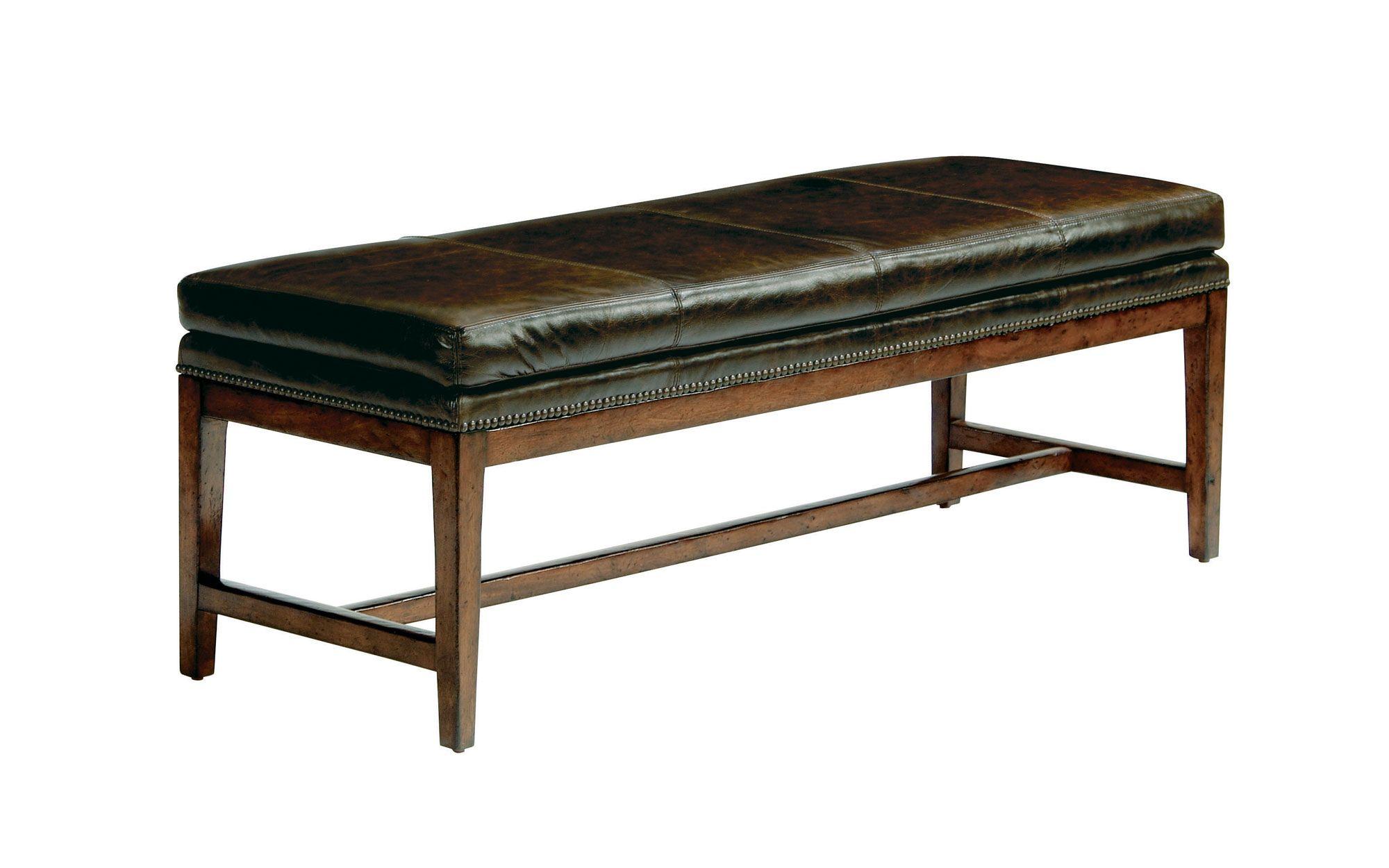 Bernhardt Vintage Patina Bench 322 508 Baldai