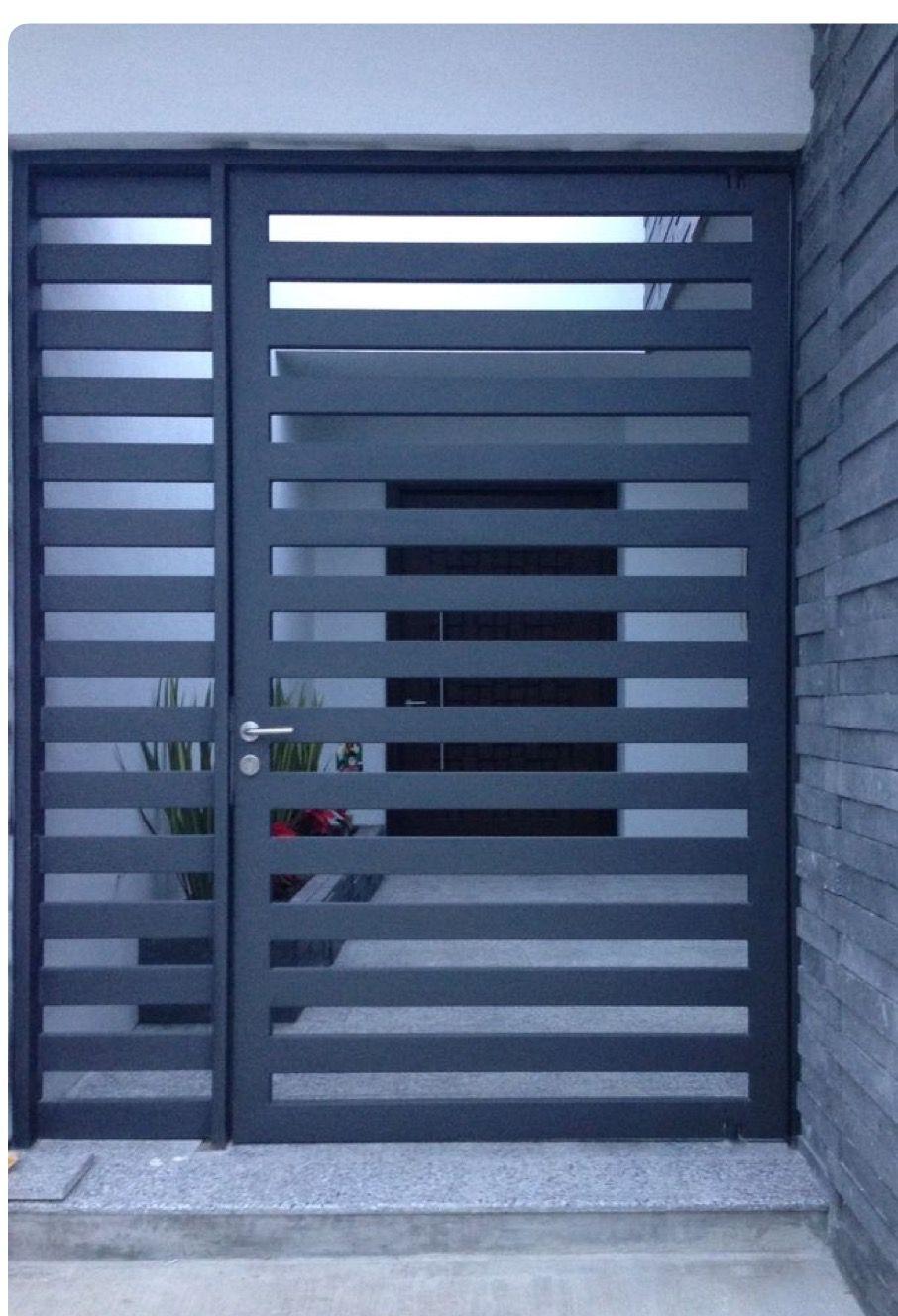 Ponton Del Frente Rejas Para Casas Modernas Rejas Modernas Rejas Para Casas