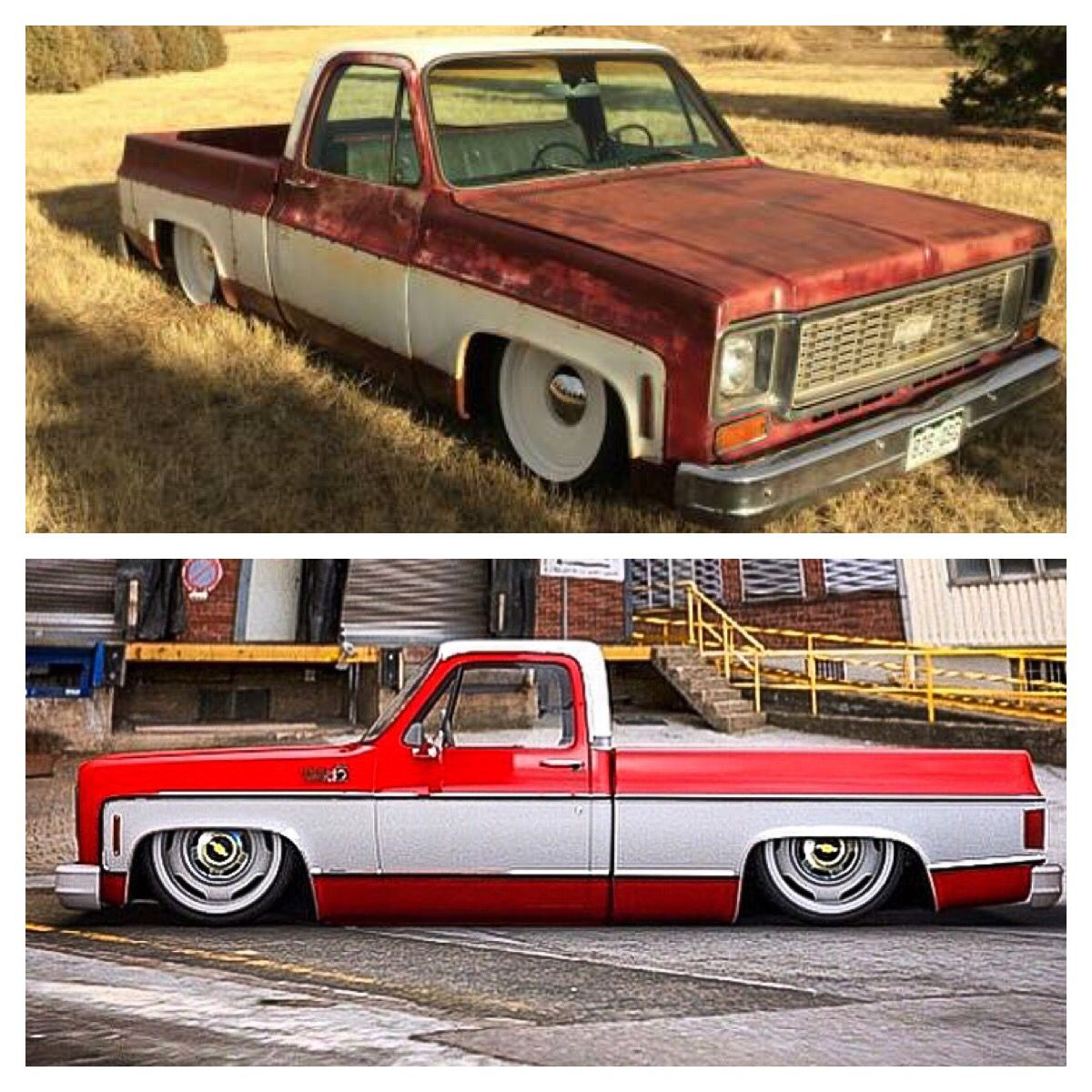 All Chevy c 10 chevy : 1974 c-10 | Bagged Chevy/GMC | Pinterest | C10 trucks, Cars and ...