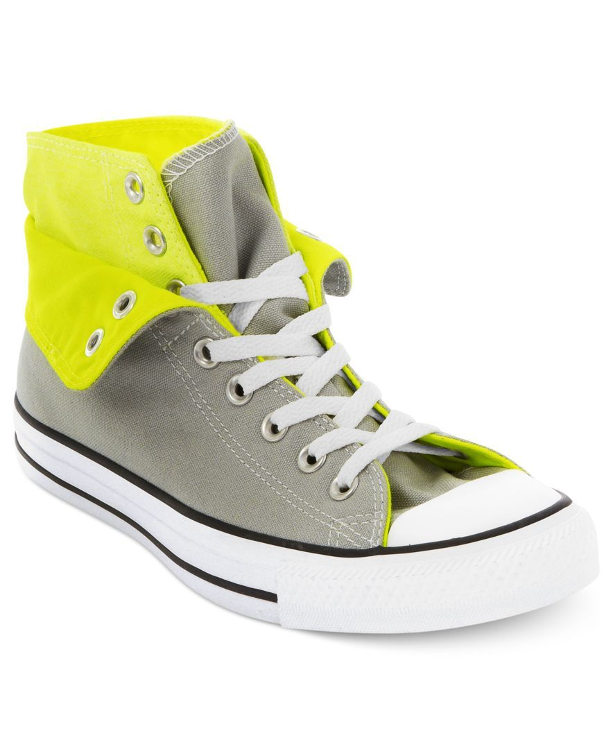Converse Chuck Taylor All Star Two Fold Shoes - White
