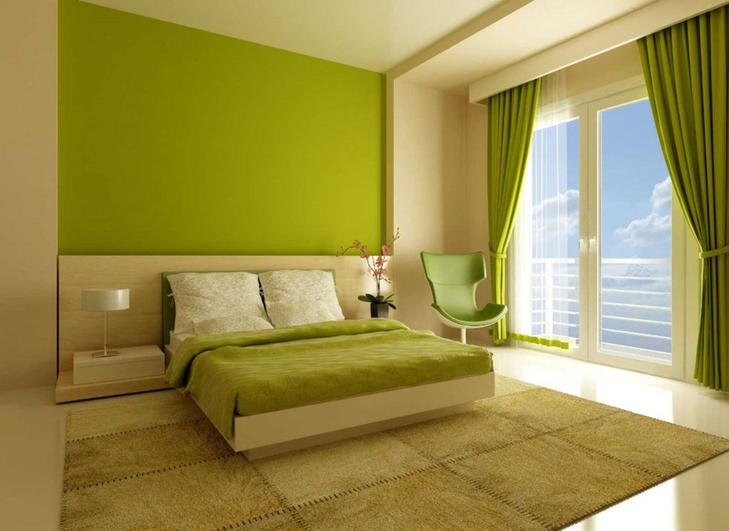 The Best Two Color Combination For Bedroom Walls Bedroom Color Combination Bedroom Color Schemes Green Bedroom Colors