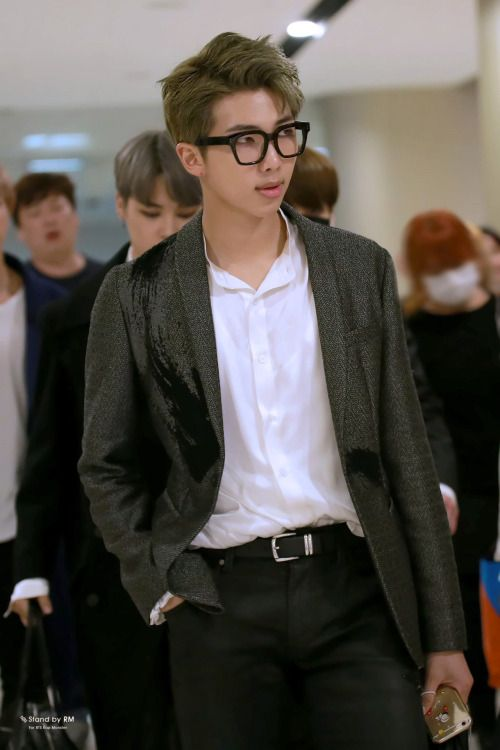 Image result for bts namjoon suit