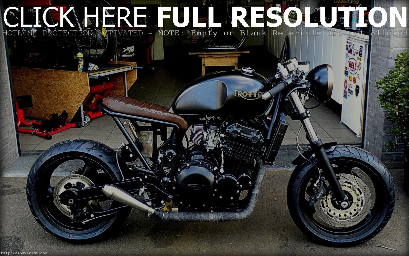 Triumph Cafe Racer For Sale Uk We Have Many Caferacer Wallpaper Photos Like