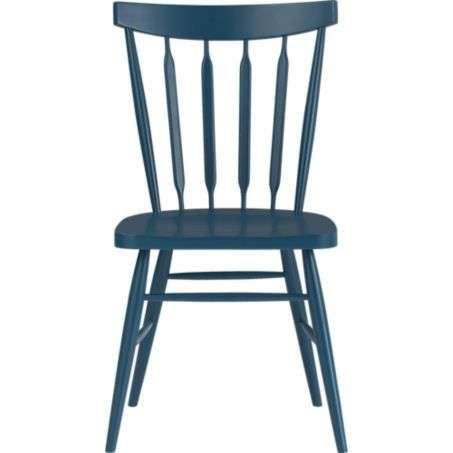 """35.75"""" H Willa Peacock Side Chair and Cushion 