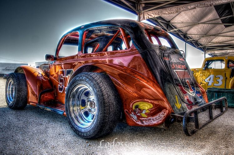 Legend Car Cars Series Motorsport Race Cars