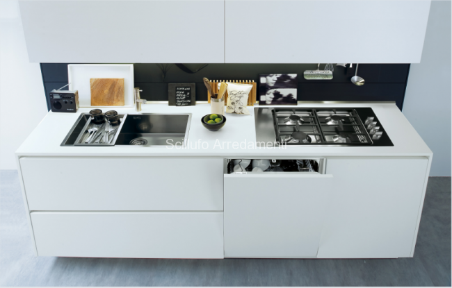 VARENNA POLIFORM PALERMO: ALEA - La forma pura | Kitchen Ideas ...
