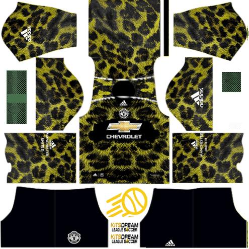Kits Manchester United Dream League Soccer 2019 2018 Uniformes Soccer Camisetas De Equipo Camisetas De Futbol