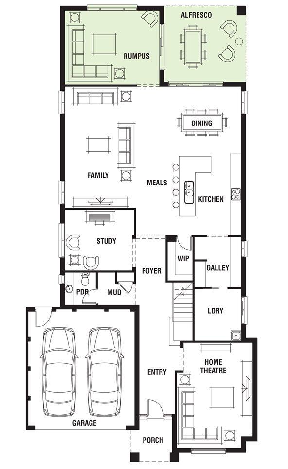 Troy Davis Homes Floor Plans