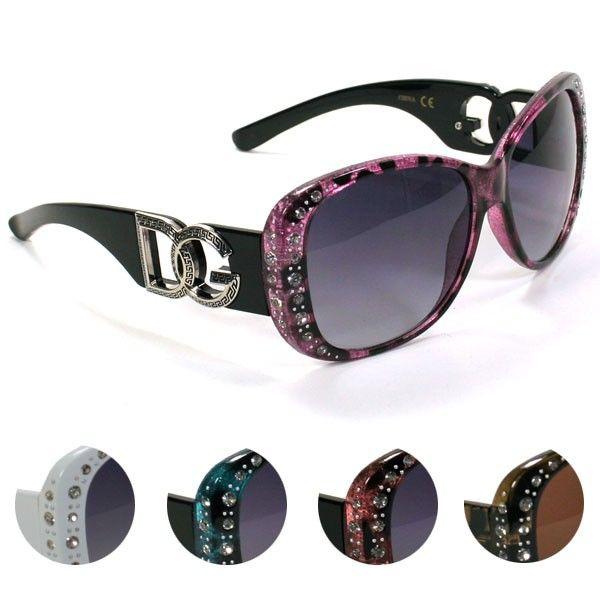 SA1756 Hot trendy fashion sunglasses - Visit us online at www.trendyparadise.com