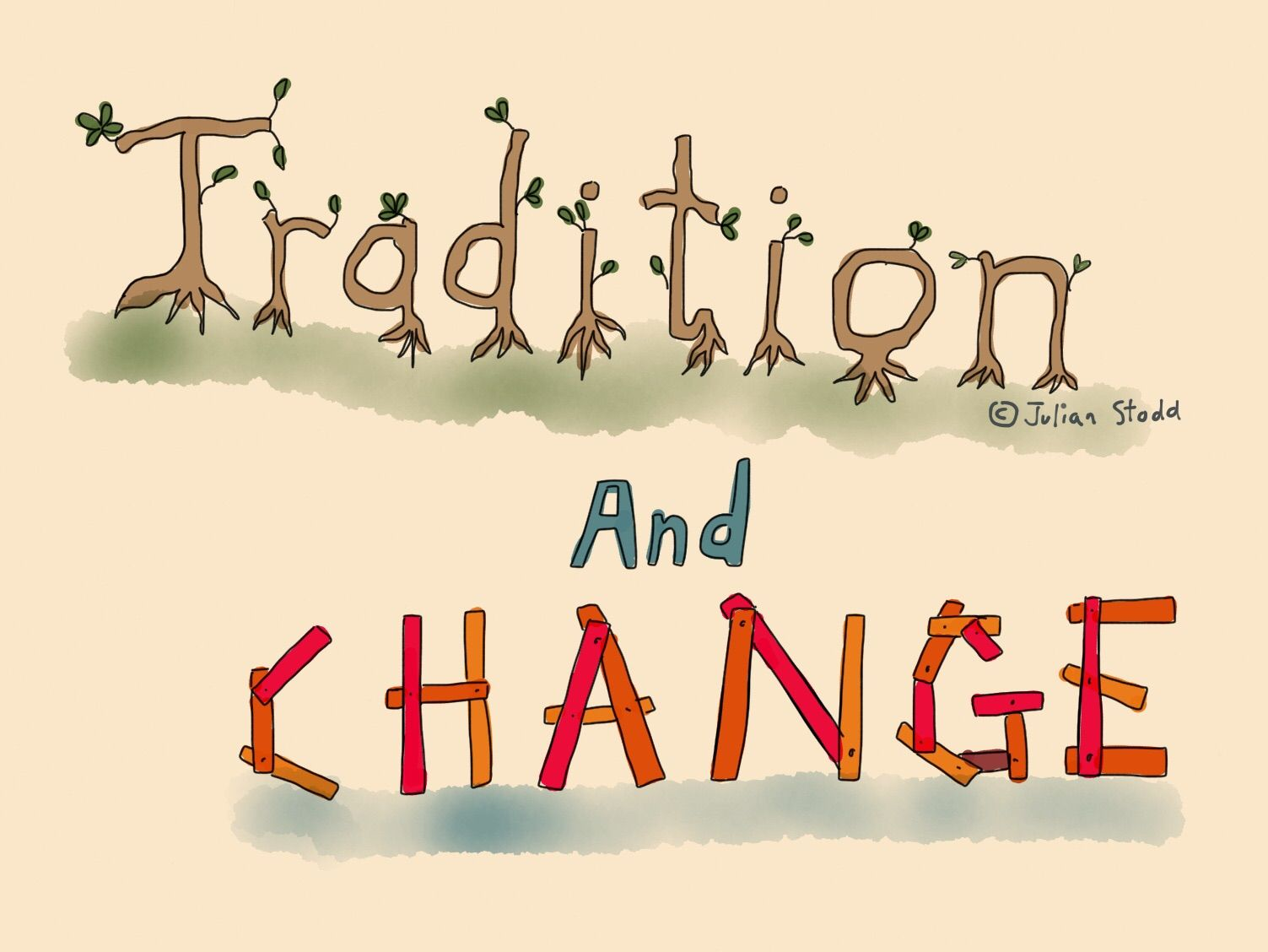 Tradition  >> Tradition With A Twist