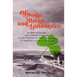 Irish cookbook & picture book.