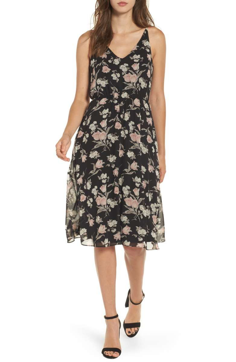 Guest of wedding dresses summer  fall floral print dresses on trend for wedding guests  News to Go