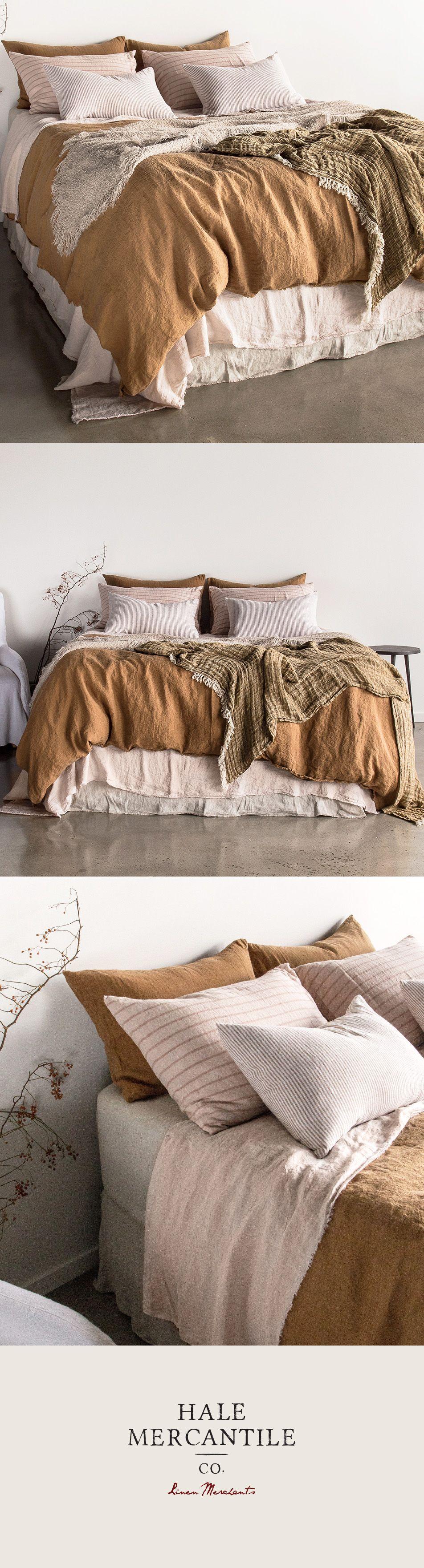 Linen sheets - Hale Mercantile Co.