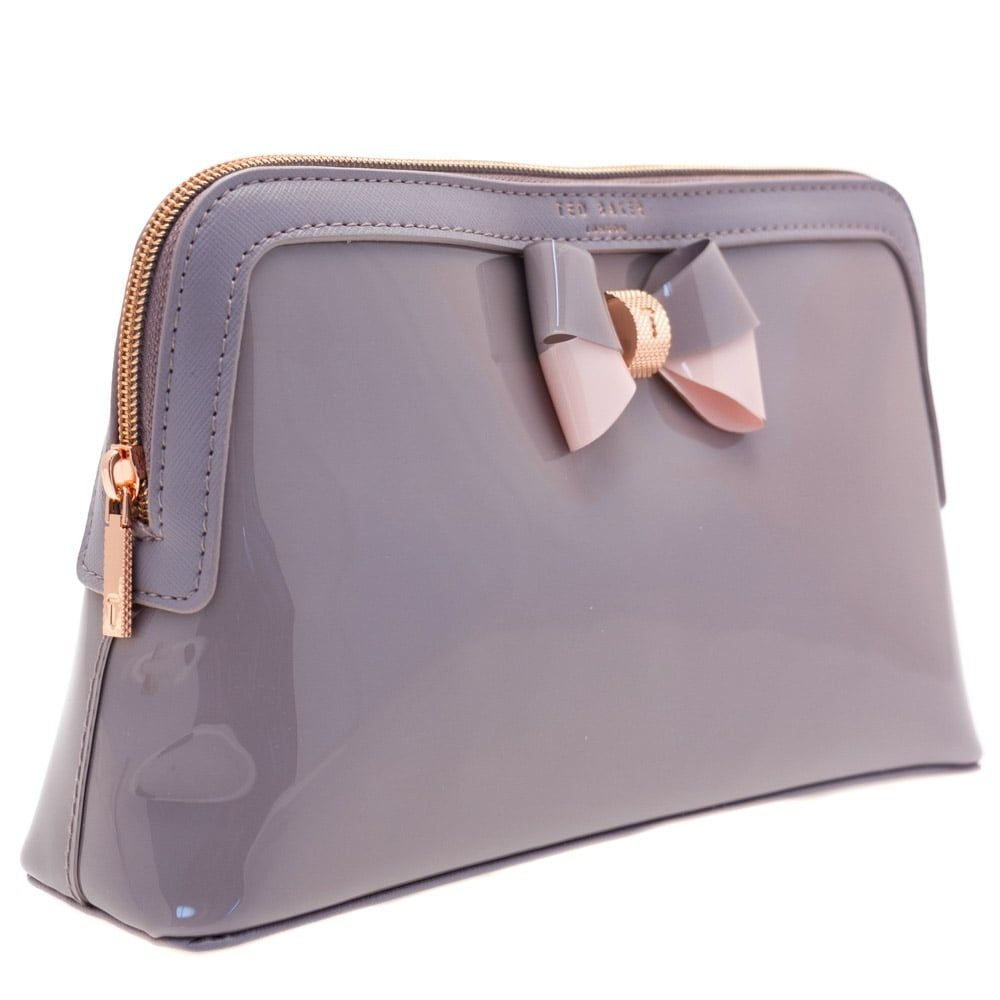 adbfccd0dc Ted Baker Womens Mid Purple Madlynn Large Wash Bag