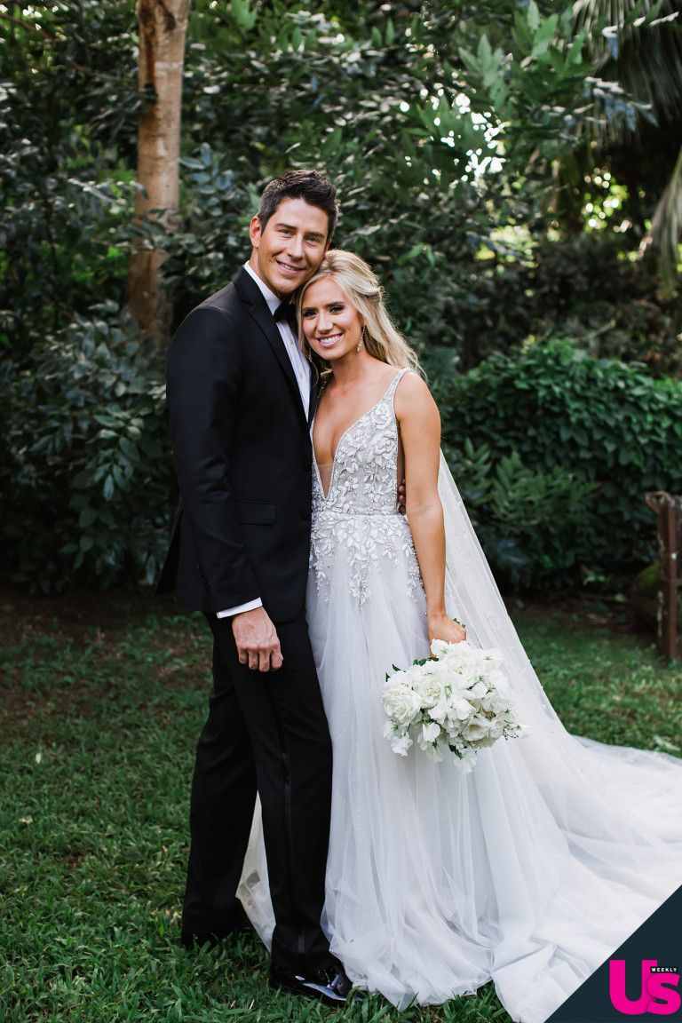 Photo of Arie Luyendyk Jr. and Lauren Burnham's wedding album: view all stunning photos