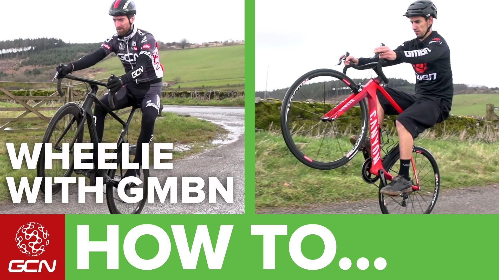 How To Wheelie A Road Bike Can Gmbn Wheelie On A Road Bike