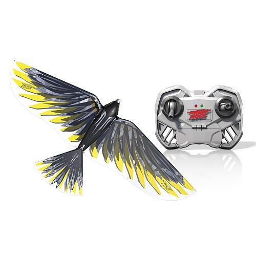 "Air Hogs RC FireWing - Yellow R/C Flying Bird -  Spin Master - Toys""R""Us"