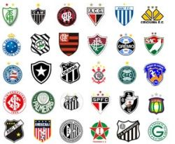 Brazilian Soccer Teams Logos Brazil Football Teams Brazil