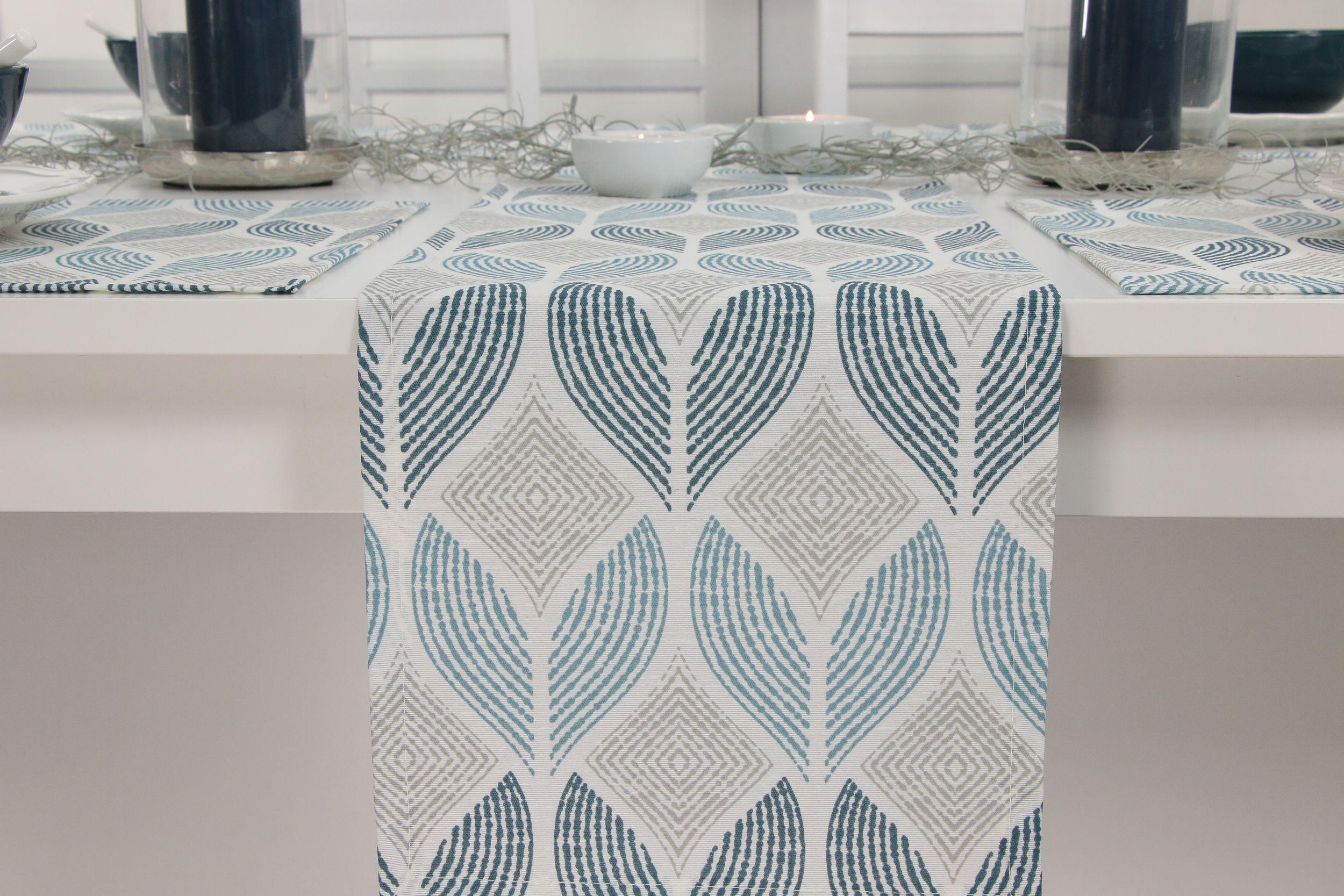 Pin Von Tischdecken Shop Tideko Auf Abwaschbare Tischdecke Praktisch Schon Haus Deko Tischlaufer Dekor