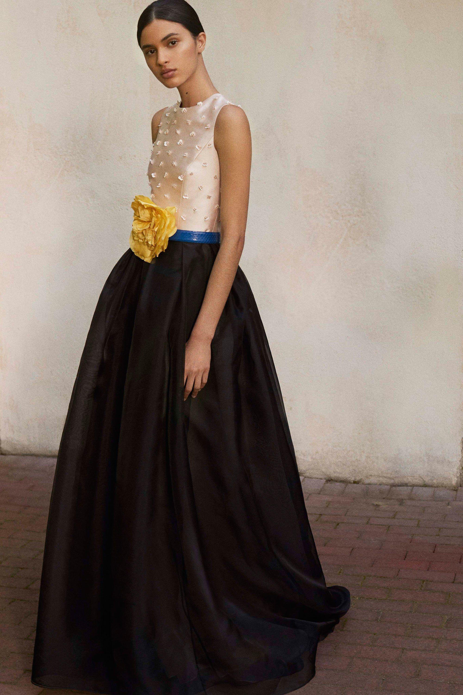Carolina herrera summer cocktail dresses 2018