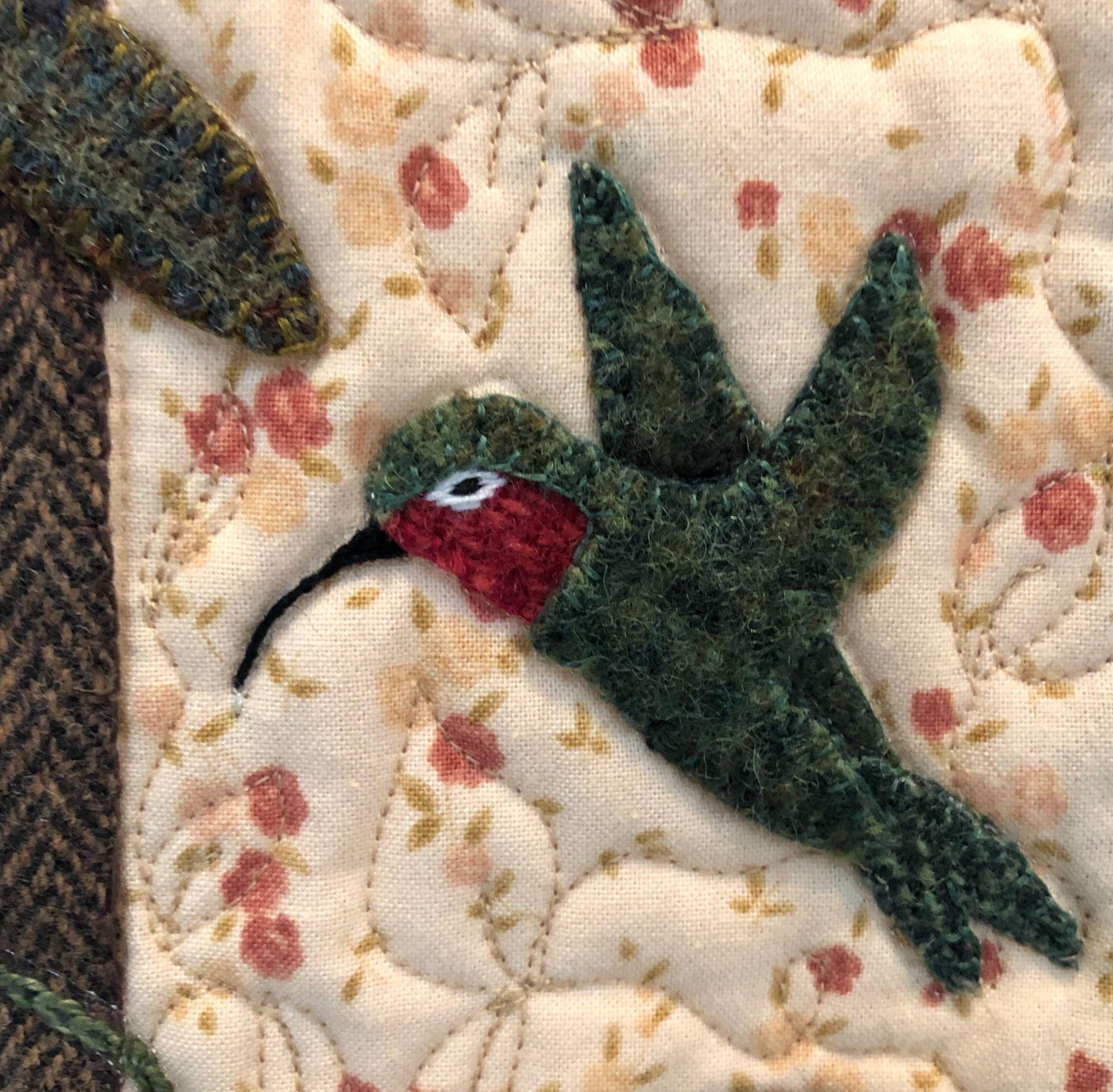 Primitive Garden Quilt Patterns For All The Little Extras Rhonda Dort Garden Quilt Quilts Primitive