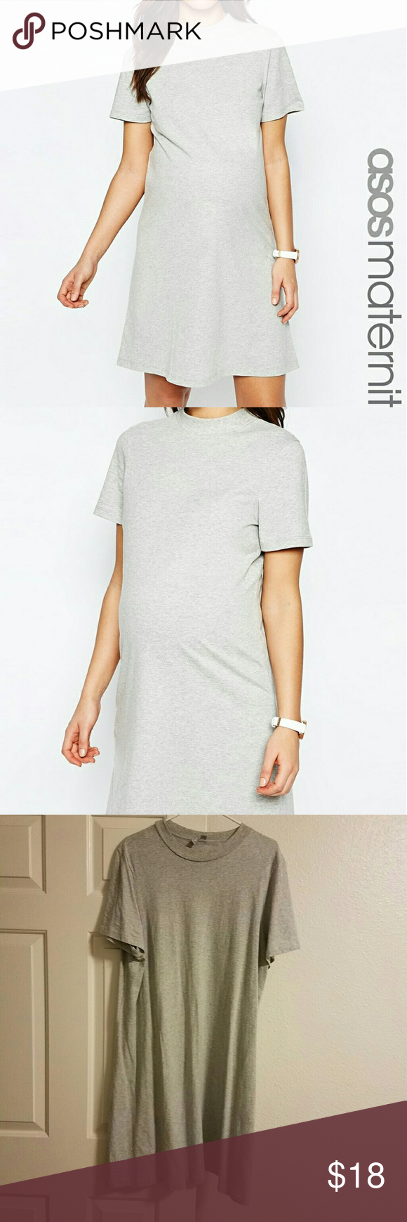 Asos maternity sweater dress maternity sweater dress maternity asos maternity sweater dress worn and washed once soft sweatshirt material maternity dress ombrellifo Image collections