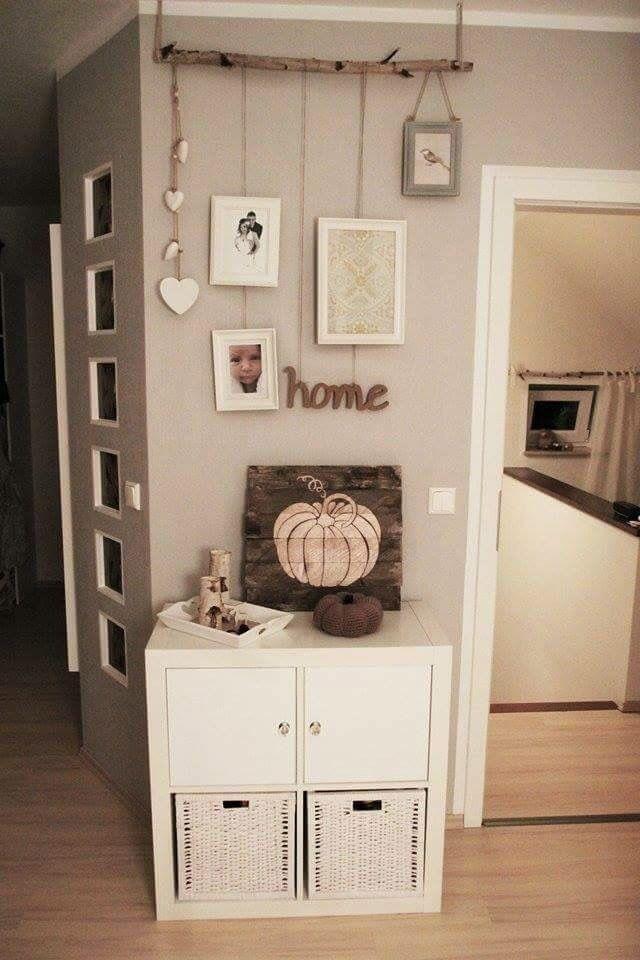 Schöne idee für den eingangsbereich | Flur | Pinterest | Schöner ...