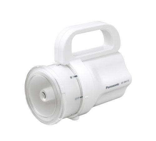 Panasonic Any-Battery LED Flashlight BF-BM10-W White