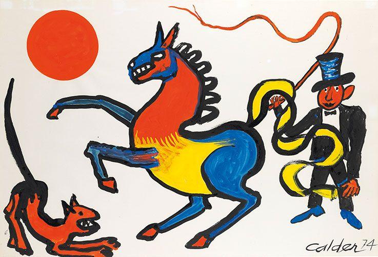 Alexander Calder Artwork