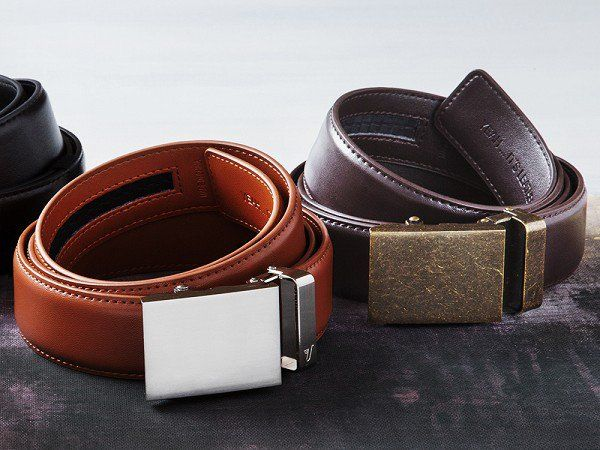 An Adjustable No Holes Belt Designed To Do More Than Hold Up Your Pants It S Uniquely Constructed To Fit Just Right Unique Gifts For Men Surprise Gifts For Him Belt