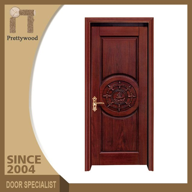 Source New Design Bedroom Indian Main Entrance Wooden Single Door
