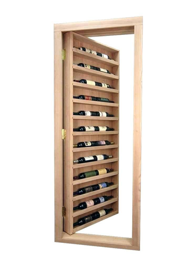 Under Cabinet Wine Rack Diy Cross Storage In Home Bar Cabinets Stylish Door  Hidden With Built