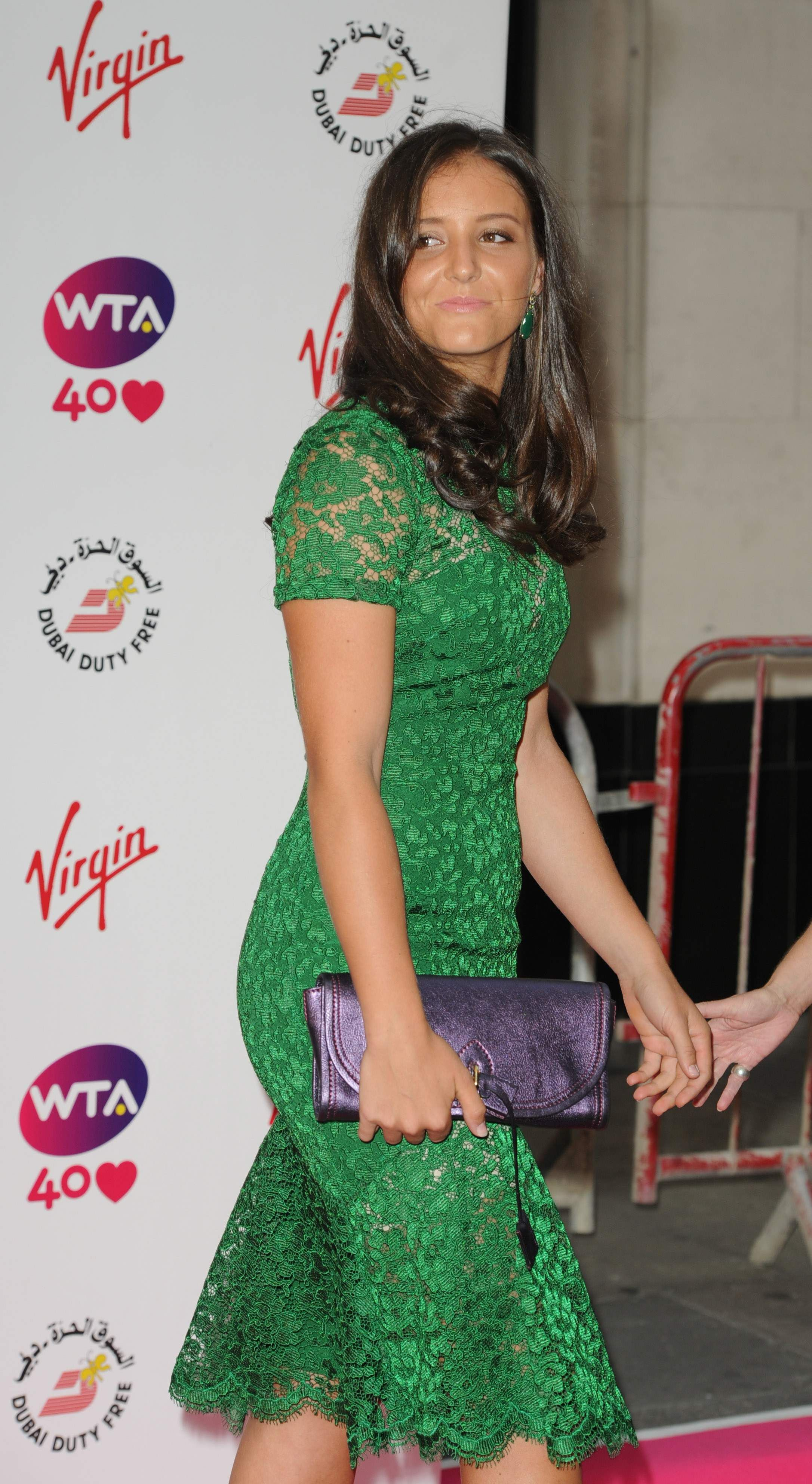 Laura Robson Pre Wimbledon Party Held At The Kensington Roof Gardens June 20 2013 Wta Fashion Sports Women Wimbledon Party