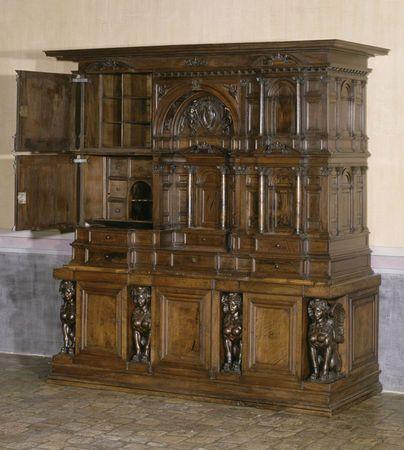 Palais Farnese Meuble Baroque