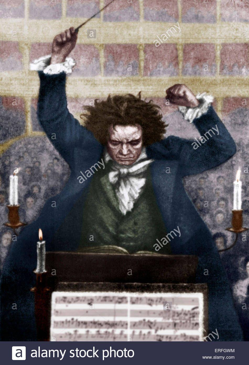 Ludwig Van Beethoven Musica Compositores Clasicos Maestro De