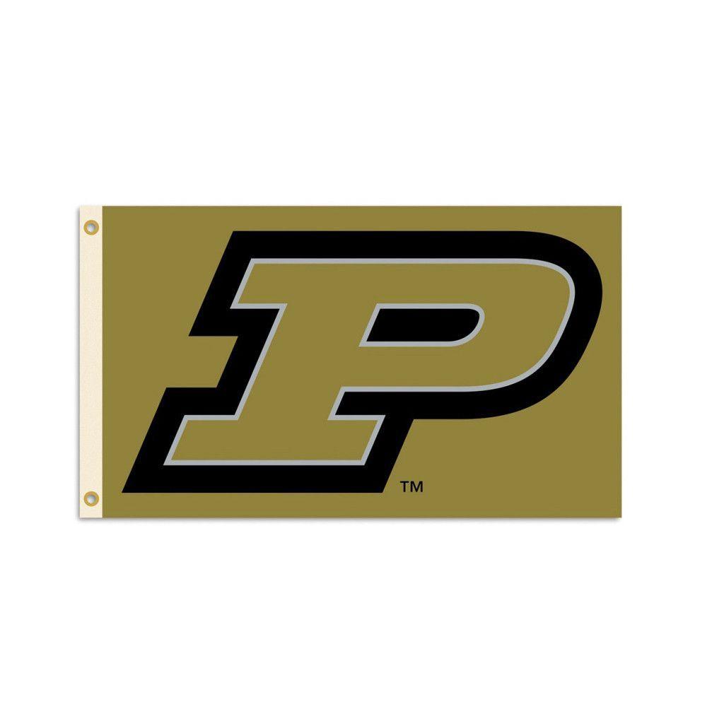 Purdue Boilermakers Team Logo Flag Purdue University Purdue Logo Logos