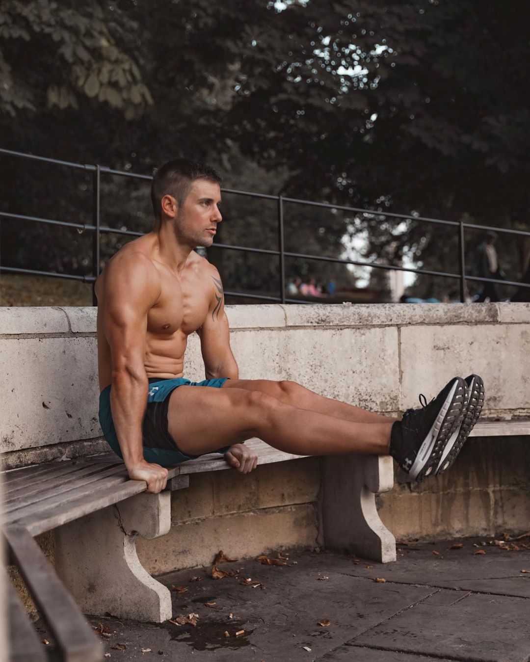 Alex Crockford | Man swimming, Fitness model, Mens fitness