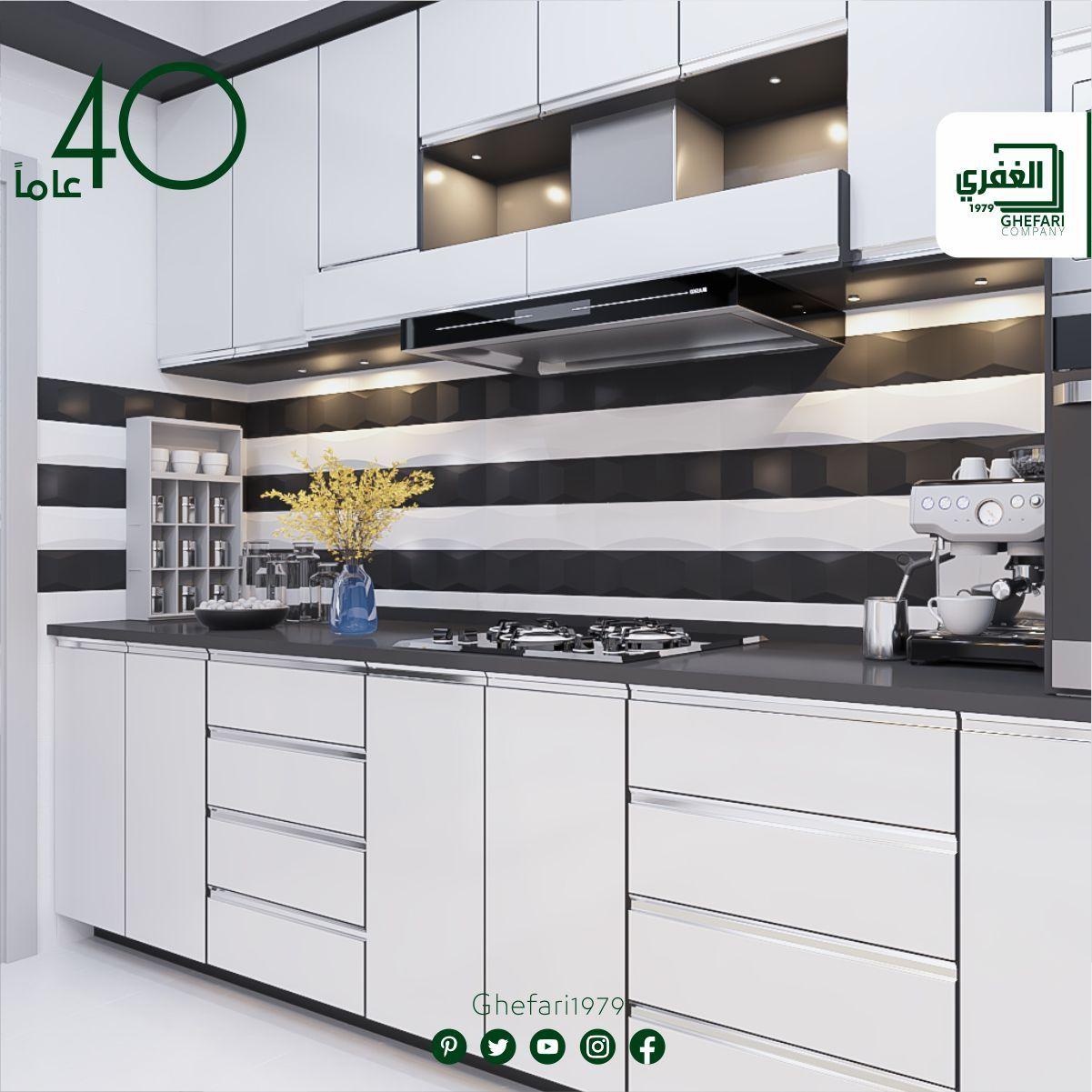 بورسلان حوائط حمامات مطبخ 3d اسباني الصنع ديكور 12 6x38 2 للمزيد زورونا على موقع الشركة Www Ghefari Com الرقم المجاني 170 Kitchen Kitchen Cabinets Home