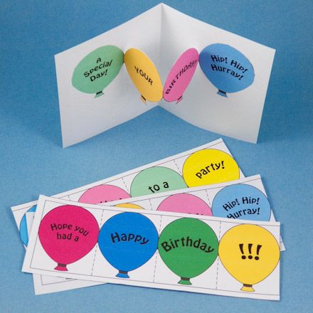Make Birthday And Party Invitation PopUp Cards Cards Tutorials - How to make a pop up birthday invitation