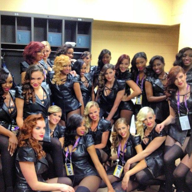 Beyonce's female dancers: Ksyn, Janelle Cambridge, Hannah ...