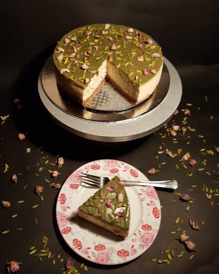 Sahlab Cheesecake تشيز كيك سحلب Cakes Plus Food Desserts