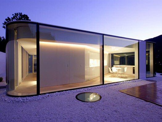 JM Architecture / lake Lugano house