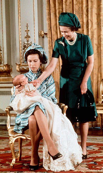British Royal Baby Photo Album Queen Elizabeth To