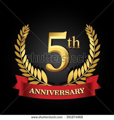 Yuyut Baskoro S Portfolio On Shutterstock Anniversary Logo Golden Anniversary Anniversary Sign